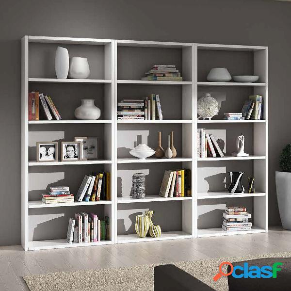 Libreria domus wood 3