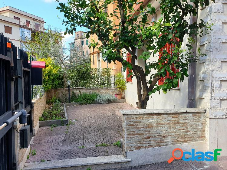 Bilocale indipendente con giardino e posto auto