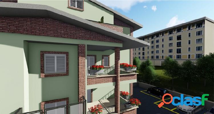 Tor lupara - appartamento 5 locali € 269.000 t502