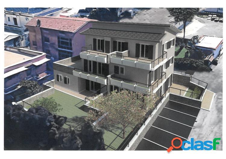 Gregna sant andrea - appartamento 3 locali € 230.000