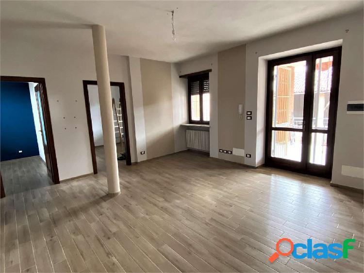 Appartamento termoautonomo con terrazzo