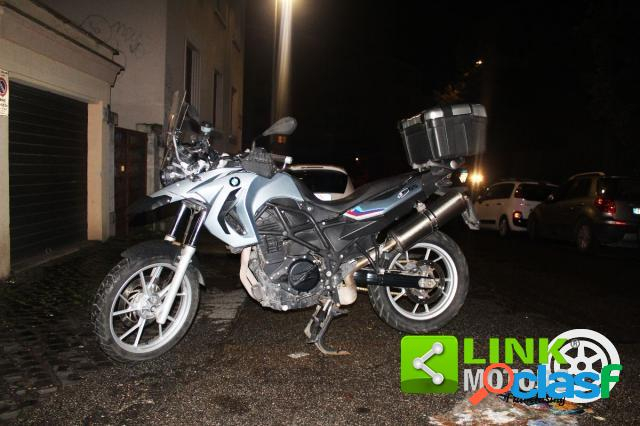 Bmw f 650 gs benzina in vendita a roma (roma)