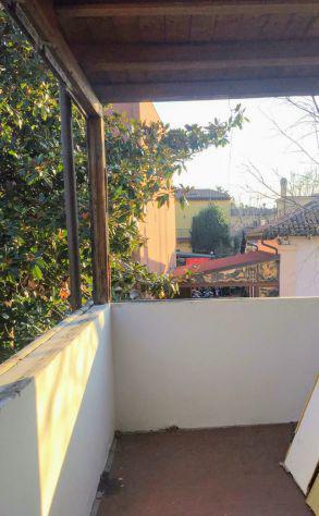 Affitto bilocale arredato con balcone zona sant'orsola
