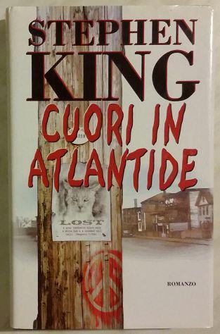 Cuori in atlantide di stephen king; editore: sperling &