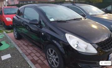 Opel corsa tagliandata…