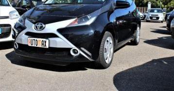 Toyota aygo 1.0 vvt-i 69…