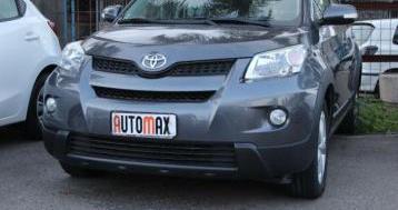 Toyota urban cruiser 1.4…