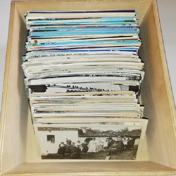 Cartoline e dischi