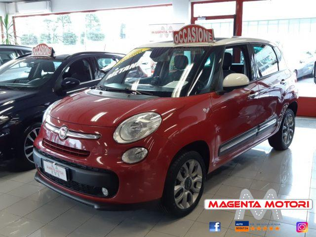 Fiat 500l 0.9 TwinAir Turbo Natural Power Panoramic Edition