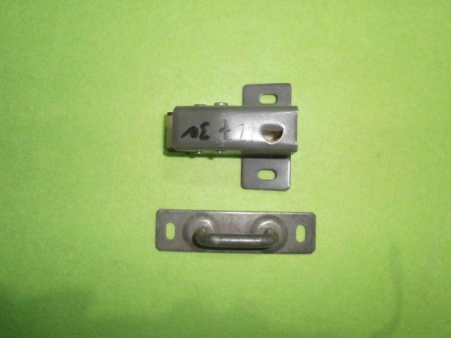 Ganci serratura baule posteriore fiat 127 terza serie