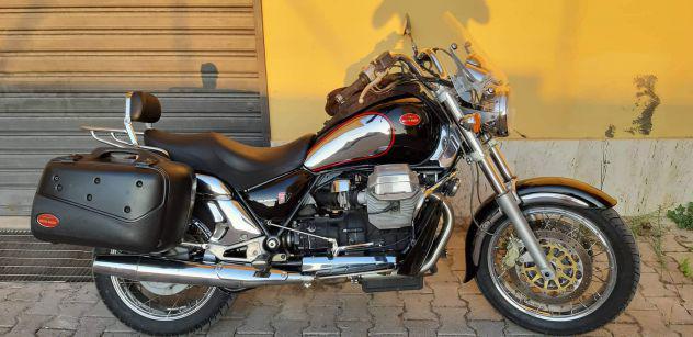 Moto guzzi california 1100 ev touring km 0 pari al nuovo