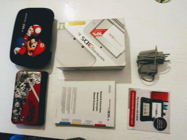 NINTENDO 3 DS XL + GIOCHI