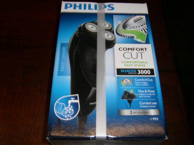 2 Philips PT860//17 Power Touch Plus Rasoio elettrico CARICABATTERIE