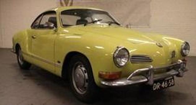 Volkswagen - Karmann Ghia - 1970
