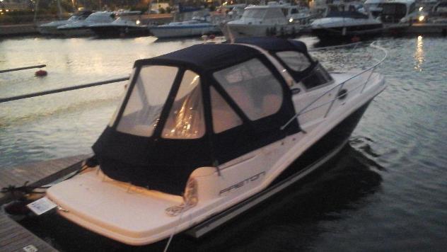 Barca a motorefaeton 26 scape anno2007 lunghezza mt8
