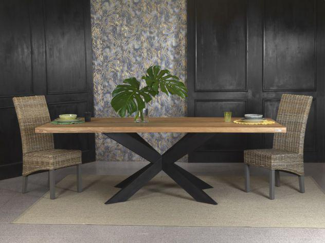 Composizione tipo, soggiorno in legno cod cvg3