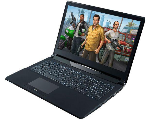 Gaming notebook