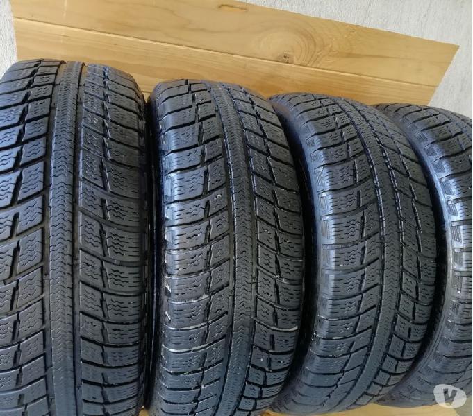225//45 R17 91H Michelin Alpin 5   invernali termiche  con PROTEZIONE del cerchio