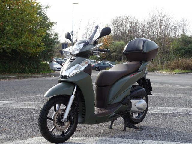 Honda ABS 2013 Militar Green