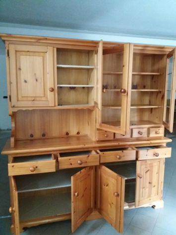 Mobile rustico legno massello