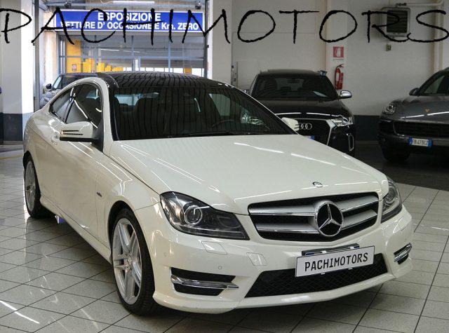 Mercedes-benz CDI Coupé Avantgarde Amg Tetto-Navi
