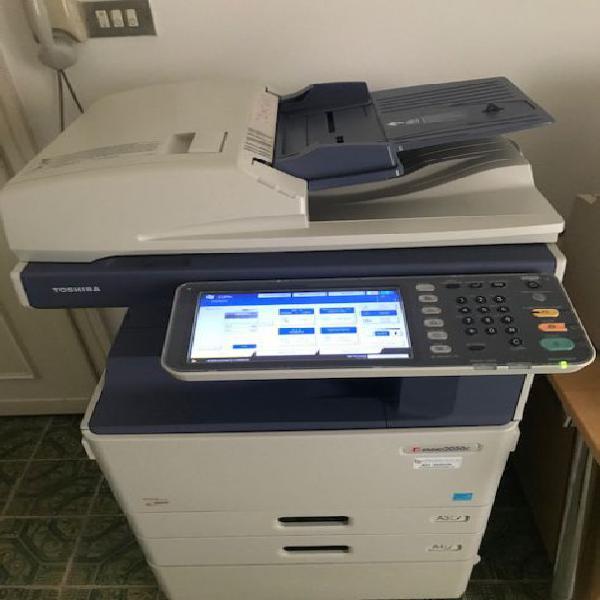 Toshiba copiatrice stampante scanner ufficio E-Studio 2050c