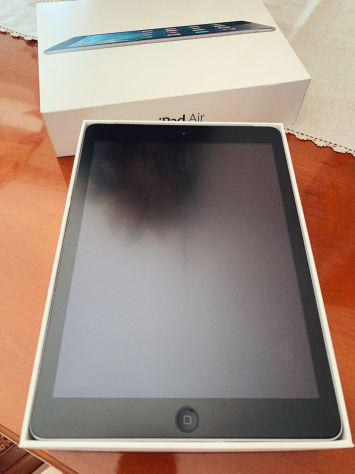 iPad Air 64 GB Wi-Fi + cellular NERO