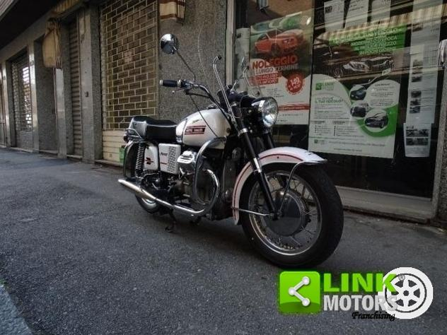 Moto guzzi v7 special 1970 *restaurata*