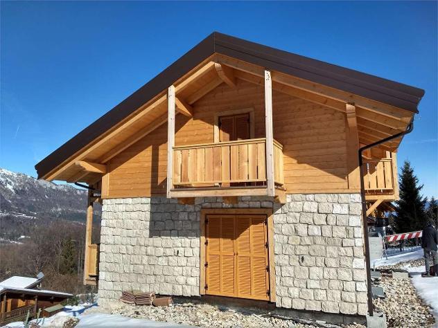 V000030 - chalet nuova costruzione - passione neve!!