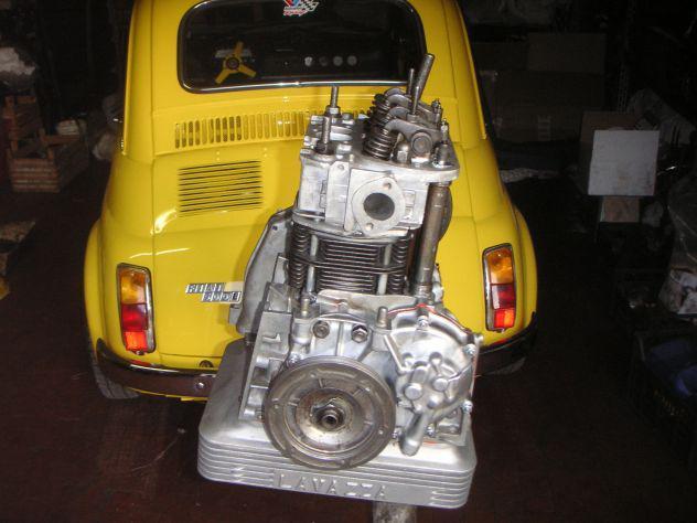 Motore elaborato fiat 500/126
