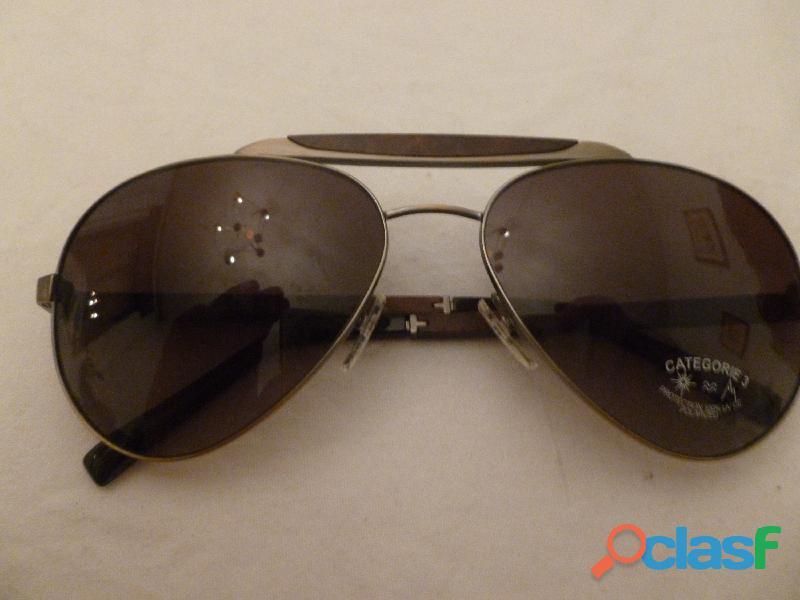 occhiali da sole Gold & Wood mod. CAphorn, NUOVI, tiratura limitata