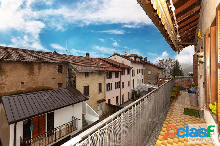 Appartamento quadrilocale a Malnate zona centro 1
