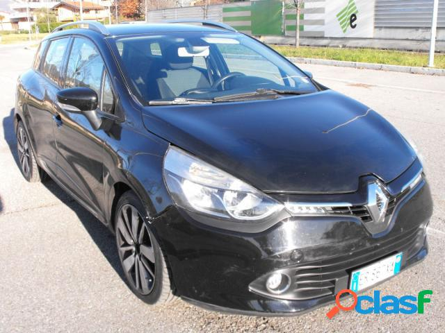 Renault clio sporter diesel in vendita a bergamo (bergamo)