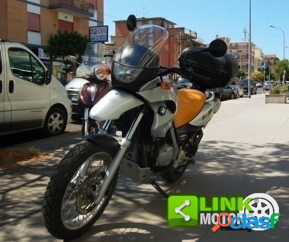 Bmw f 650 gs benzina in vendita a latina (latina)