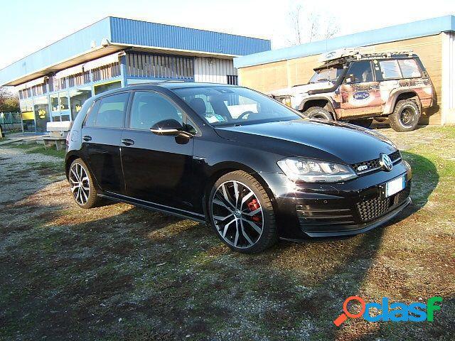 Volkswagen golf diesel in vendita a vigevano (pavia)