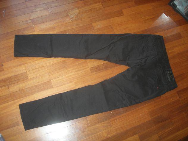 Jeans ZU+ Donna nuovi taglia 27 neri.