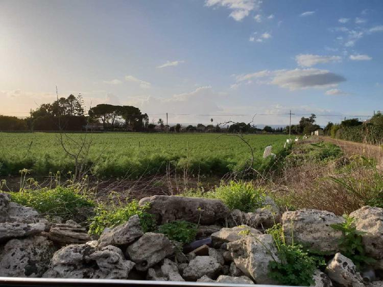 Agricolo - seminativo a elorina - santa teresa, siracusa