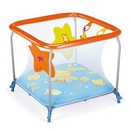 Box bambini brevi soft & play blue sea