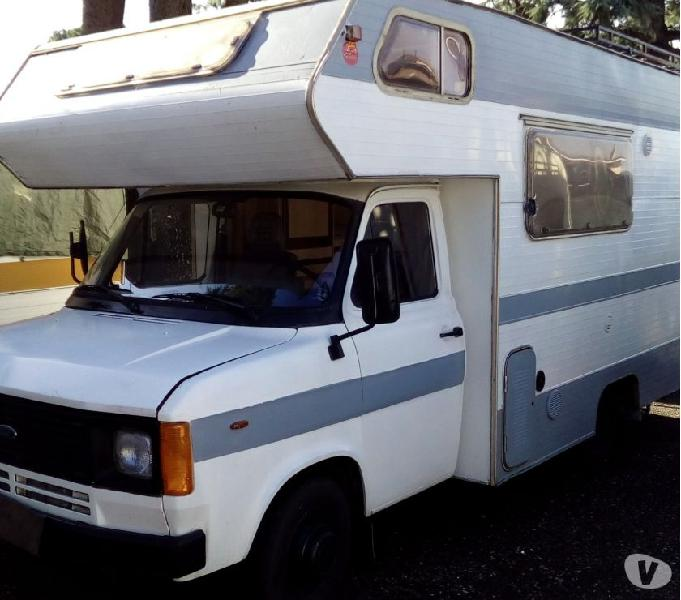 Camper Ford Transit 2400 cc diesel revisionato