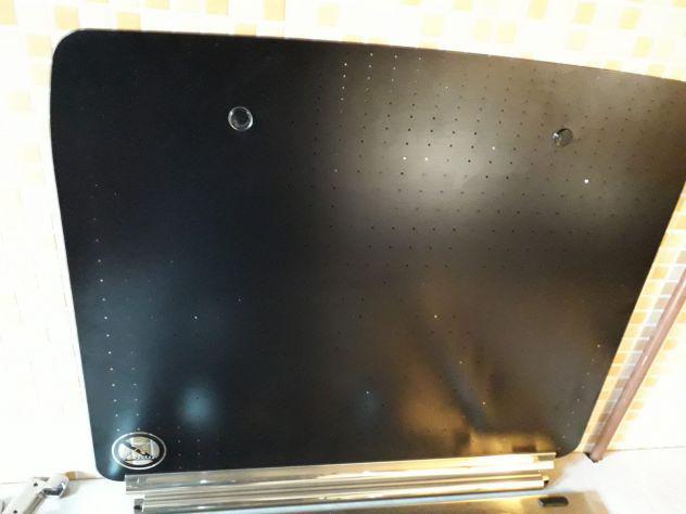 Coperchio piano cottura ariston hotpoint pf640