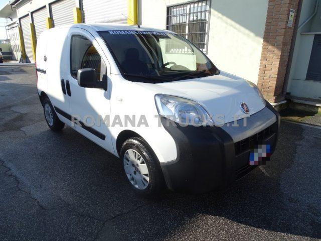 Fiat fiorino 1.3 mjt 75cv bianco di serie con blockshaft