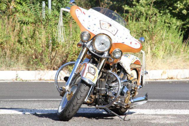 Harley-davidson esemplare unico 2005