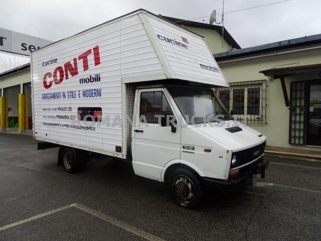 Iveco daily 35 c11 imperiale furgonatura in lega 8 bancali