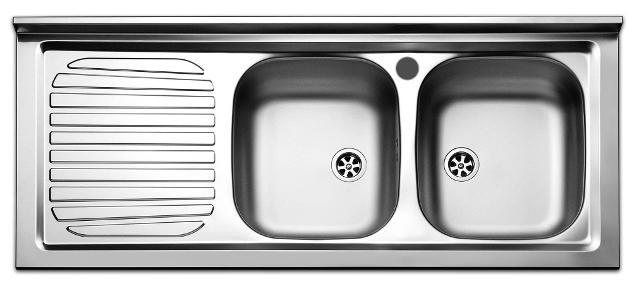 Vasche acciaio inox cucina 【 OFFERTES Gennaio 】 | Clasf
