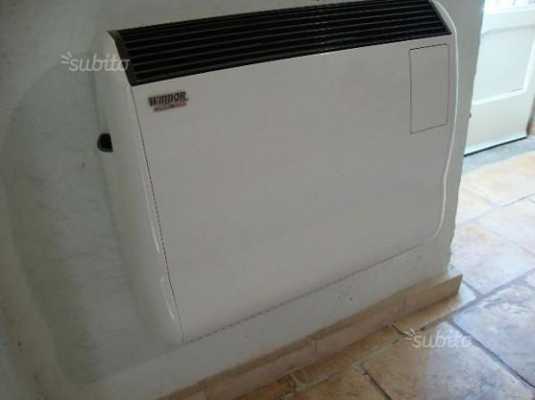 Stufa termoconvettore i diopendente a gas windor