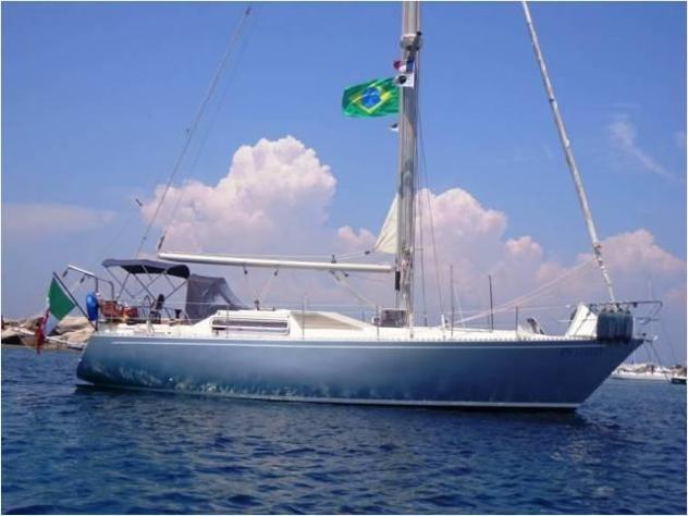Barca a velaferretti altura 41 carter anno1985 lunghezza