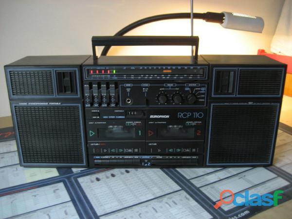 Radio Europhon RCP 110 ( JUMBO ) Vintage