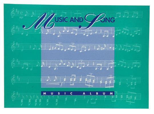 Album musica (mini) 17x24 (7499g)
