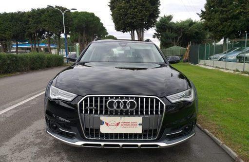 Audi allroad 3.0 tdi 272 cv s tronic business plus redauto