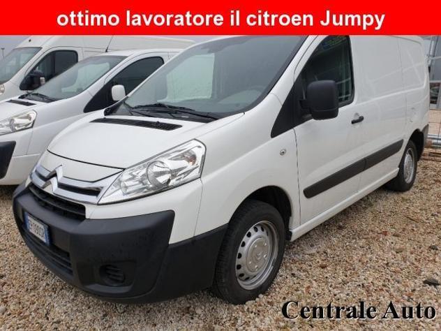 Citroen jumpy 29 2.0 hdi/125 fap pl-ta furgone rif. 12567224